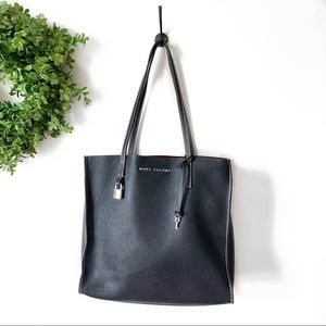Marc Jacobs The Grind Shopper Tote With Dust Bag